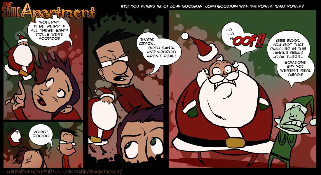 Santa Voodoo